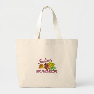 Indian Summer Jumbo Tote Bag
