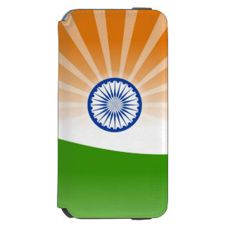 """Indian"" sun Incipio Watson™ iPhone 6 Wallet Case"