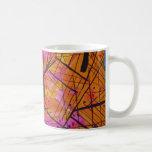 Indian Sunset Watercolor Coffee Mug