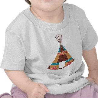 Indian Teepee Tee Shirt