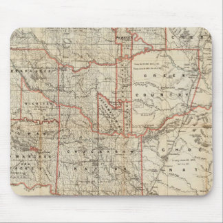 Indian Territory Mouse Pad
