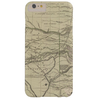 Indian Territory, North Texas, New Mexico Barely There iPhone 6 Plus Case