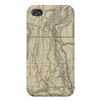 Indian Territory, North Texas, New Mexico iPhone 4 Case