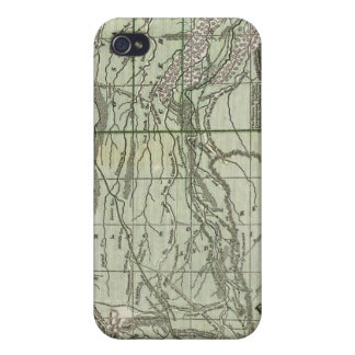 Indian Territory, Northern Texas and New Mexico iPhone 4/4S Cases