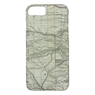 Indian Territory, Northern Texas and New Mexico iPhone 7 Case