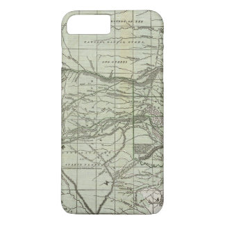 Indian Territory, Northern Texas and New Mexico iPhone 8 Plus/7 Plus Case