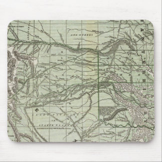 Indian Territory, Northern Texas and New Mexico Mouse Mat