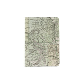 Indian Territory, Northern Texas and New Mexico Passport Holder