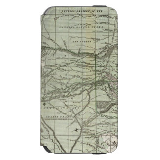 Indian Territory, Northern Texas and New Mexico Incipio Watson™ iPhone 6 Wallet Case
