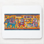 indian textile2 mouse pads