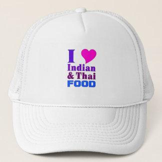 Indian & Thai Food hat