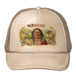 Indian Tobacco Label Mesh Hats