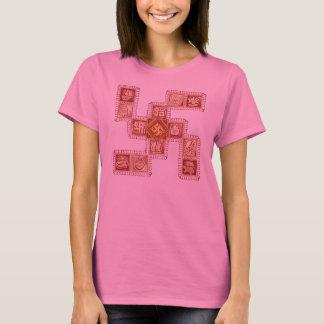 Indian Traditional Swastika T-Shirt