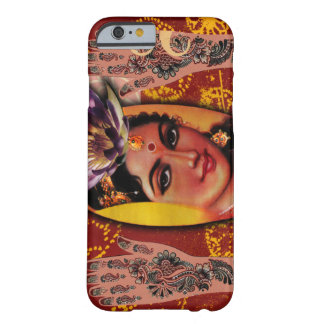 indian woman barely there iPhone 6 case