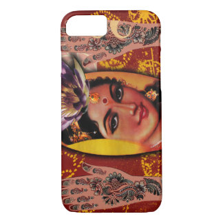 indian woman iPhone 7 case