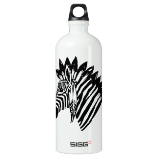 Indian zebra SIGG traveler 1.0L water bottle