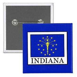 Indiana 15 Cm Square Badge