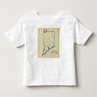 Indiana 4 toddler T-Shirt