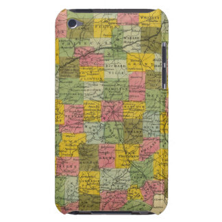 Indiana 9 iPod Case-Mate cases