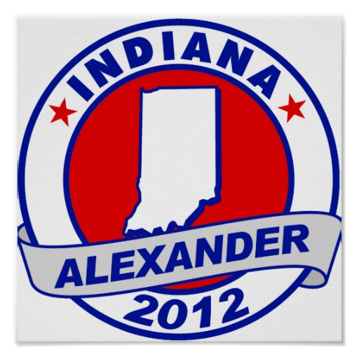 Indiana Alexander Posters