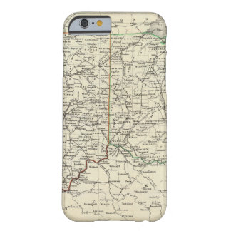 Indiana and Ohio Barely There iPhone 6 Case