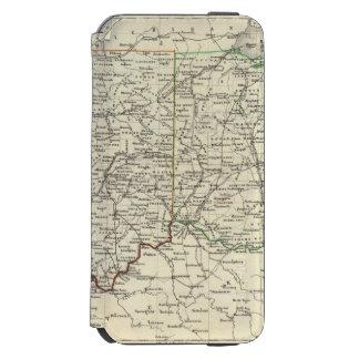 Indiana and Ohio Incipio Watson™ iPhone 6 Wallet Case
