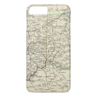 Indiana and Ohio iPhone 8 Plus/7 Plus Case