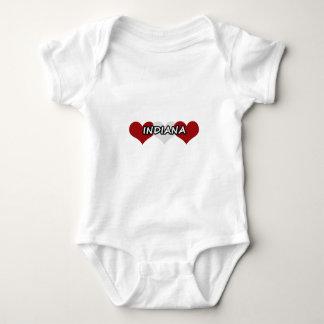 Indiana Baby Bodysuit