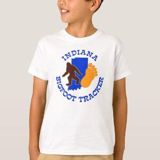 Indiana Bigfoot Tracker T-Shirt