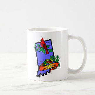 Indiana Coffee Mug