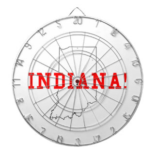Indiana! Dartboards
