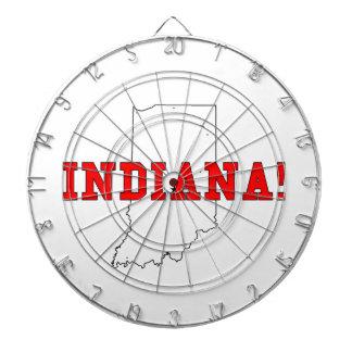 Indiana! Dart Boards