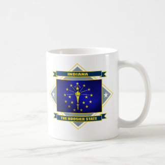 Indiana Diamond Coffee Mug