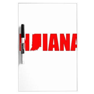 Indiana Dry-Erase Whiteboard