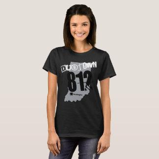 Indiana Dub Town Represent Black T-Shirt