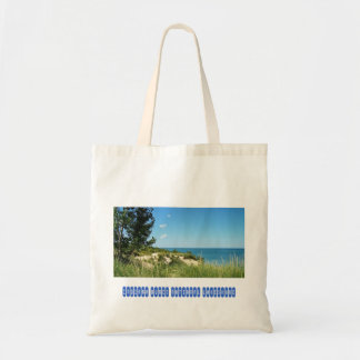 Indiana Dunes National Lakeshore Canvas Bags