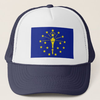 Indiana Flag Hat