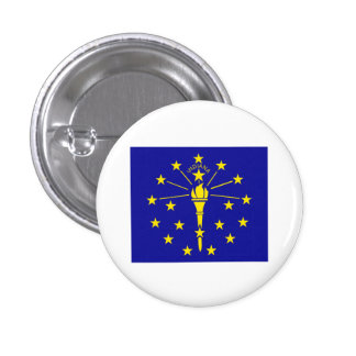 Indiana FLAG International Buttons