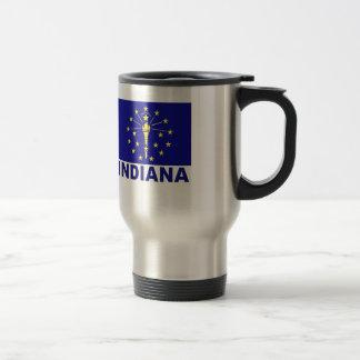 Indiana Flag Coffee Mug