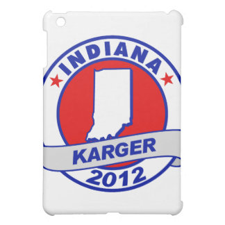Indiana Fred Karger iPad Mini Covers