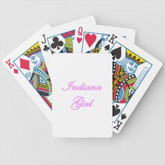 Indiana Girl Card Decks