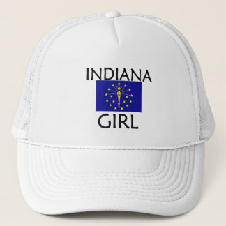 INDIANA GIRL TRUCKER HAT