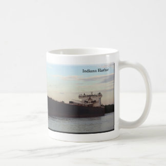 Indiana Harbor full picture mug