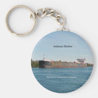 Indiana Harbor key chain