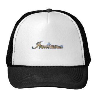 Indiana Mesh Hats