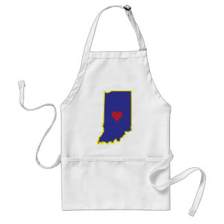 Indiana Luv Standard Apron