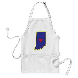 Indiana Luv Standard Apron