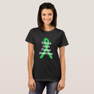 Indiana Lyme Disease Awareness Shirt