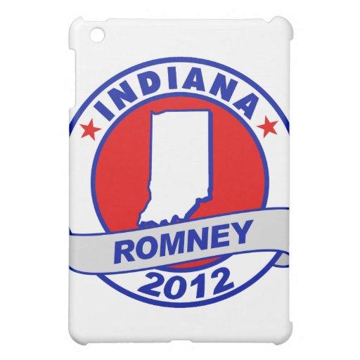 Indiana Mitt Romney iPad Mini Covers