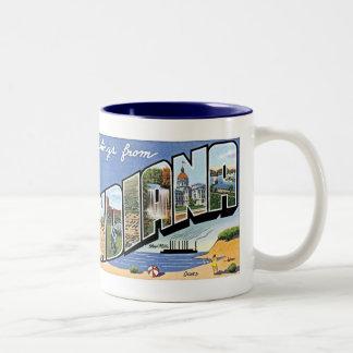 Indiana mug